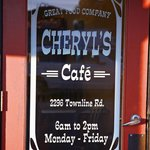 Welcome to Cheryl's Cafe!