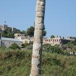 Artemis ruins