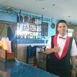Uno de los mejores camareros