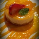 Lemon and Orange Cheesecake