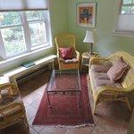 Garden Suites sitting room