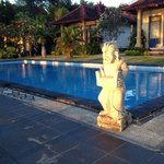 Pool which is often used for confined water session during open water certification. The deepest