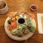 Lunch sushi!