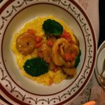 Seafood Risotto - excellent