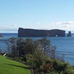 View of Rocher Percé