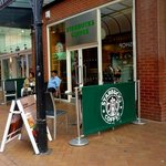 Starbucks, Blackpool
