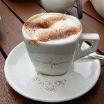 Cappuccino durchschnittliche