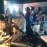 Fighting Games at Fraggers