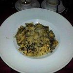 Ravioli à la truffe