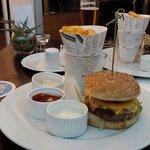 the best Hamburgers ever!!!!