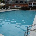 Pool nice and refreshing