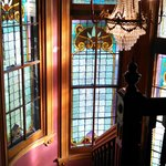 Curved Stained Glass windows