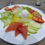 great fruit salad
