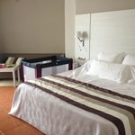 Lovely rooms and comfy beds, room 413 floor 4