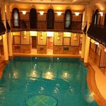 Corinthia pool