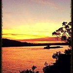 Great Views along the Ohio at the Green Kayak