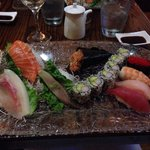 Combo sushis & sashimi