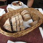 Fresh-Baked Bread Basket