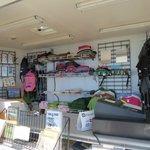Gift Shop Truck