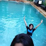 tanei guesthouse's pool
