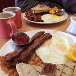 good combo breakfast