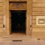 Le Mirande Hotel Grand Entrance