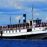 Katahdin steam boat
