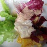 Salad breakfast