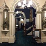 foyer again