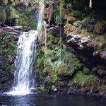 The waterfall !