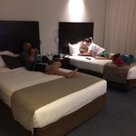Only stayed one night, wish it was longer. So clean, very comfortable and great service. Thank y