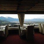 Dining room - Hotel Traube Oct 14 2013