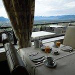 Breakfast - Hotel Traube Oct 14 2013