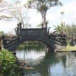 Pont style Japonais