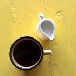 Seekombuis koffie