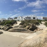 Paternoster Dunes Boutique Hotel 2nd from right