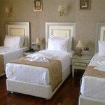 Hotel Maywood: triple room