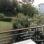 Тихий маленький садик