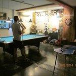 A club style hostel