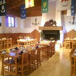Teach Ceoil for group lunch