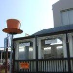 Landmark teacup