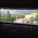 Finestra panoramica del salotto!