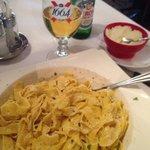 Truffle Creme pasta