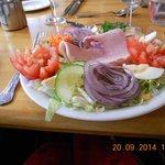 delicious sallad