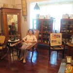 "The ""madre de familia"" feeling at home"