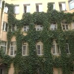 Milne apartments