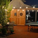 Outdoor Spaces at The Welsh Hills Inn