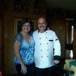 Ken is a great cook and overall great guy!!