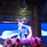 tang dynasty performer