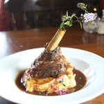 Our Lamb Shank